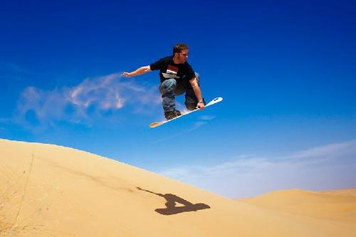 World Sandboard Champion